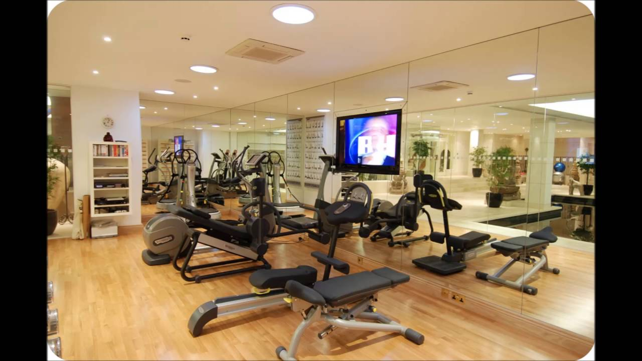 Home Gym Design: Home Gym Layout Ideas