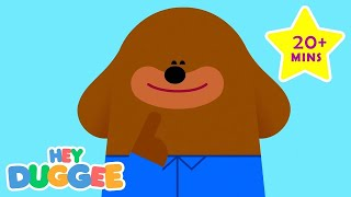 Funny Moments! - Hey Duggee Best Bits - Hey Duggee