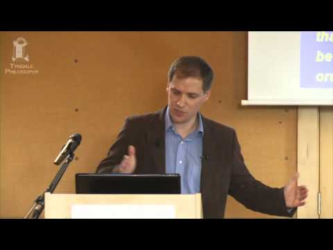 'Design in Biology and Physics Strengths and weaknesses' A Lecture by Dr David Glass