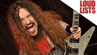10 best rock metal guitarists of all time