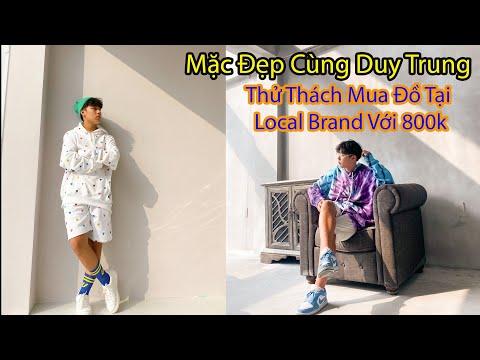 700k Sắm Đồ Tết Local Brand Chất Chơi   THỬ THÁCH SHOPPING - Tập 2