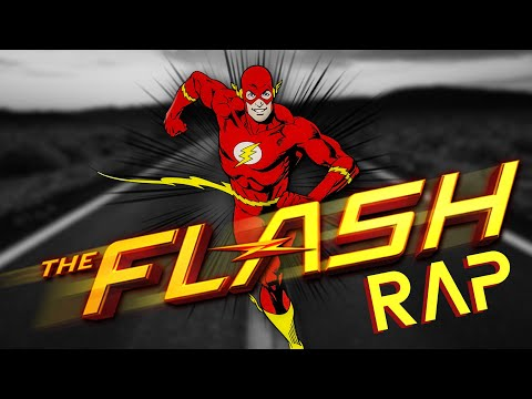 The Flash Rap Story [DC Comics Explained] (Barry Allen) | Daddyphatsnaps