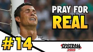 #14 Respondendo Geral - Pray for REAL MADRID!