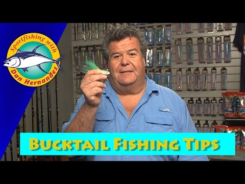 Bucktail Fishing Tips | SPORT FISHING