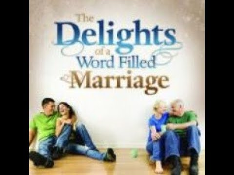 BCR-2017 - DWM-01 - God's Plans For Every Marriage
