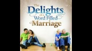 Video BCR-2017 - DWM-01 - God's Plans For Every Marriage download MP3, 3GP, MP4, WEBM, AVI, FLV Juni 2018
