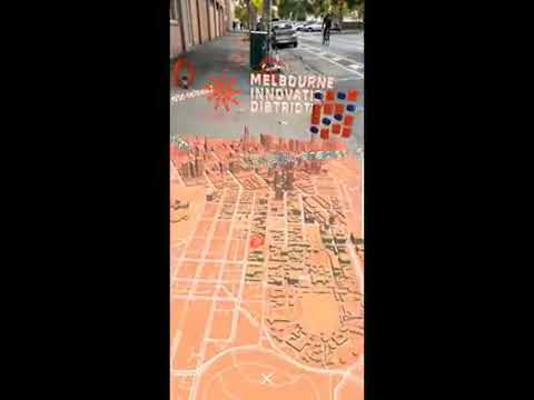 4D: Melbourne - MID Innovation precinct