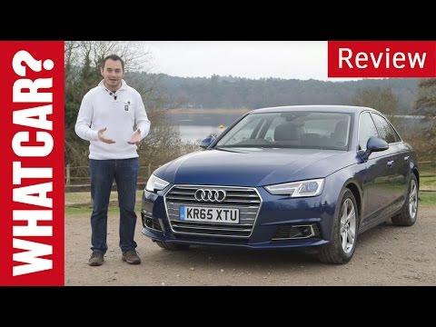 Audi A4 review - www.whatcar.com