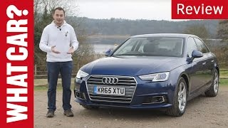Audi A4 review - www.whatcar.com