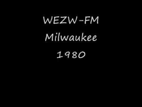 WEZW Milwaukee 1980