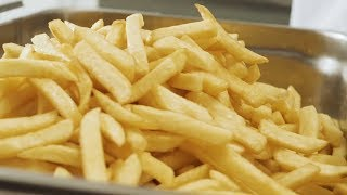 Приготовление во фритюре с VarioCookingCenter картофель фри