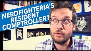 Nerdfighteria's Resident Comptroller?
