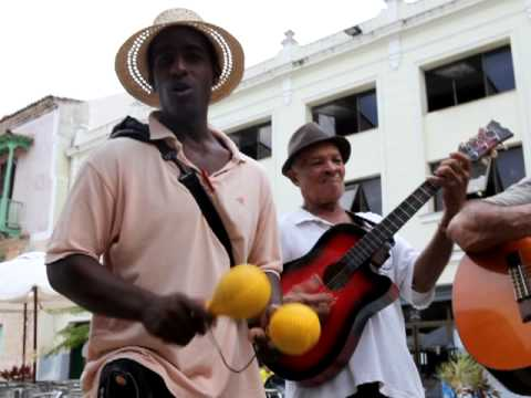 Comandante Che Guevara From Cuban Street Musician in Habana - www.cengiz.be