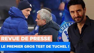Tuchel, Haaland, Messi... La Revue de Presse d'Alexandre Ruiz