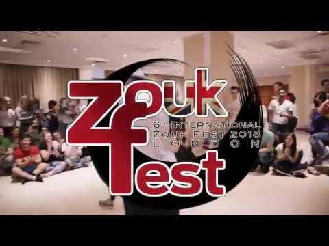 Paulo + Luisa - London ZoukFest 2018 - Demo 1