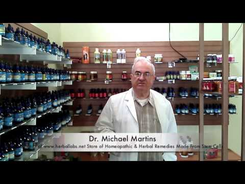 Homeopathic Remedies Made From Stem Cells