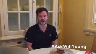 Will Young | #AskWillYoung Episode 4 – Fruit & Veg