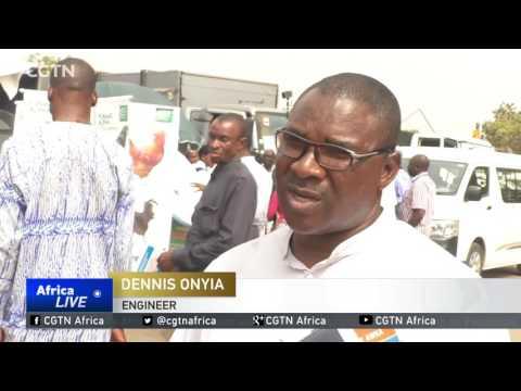 Nigerian innovators showcase latest designs to investors