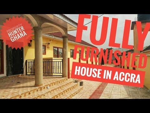 3 Bedroom House in Accra near Adenta, Ghana FOR SALE