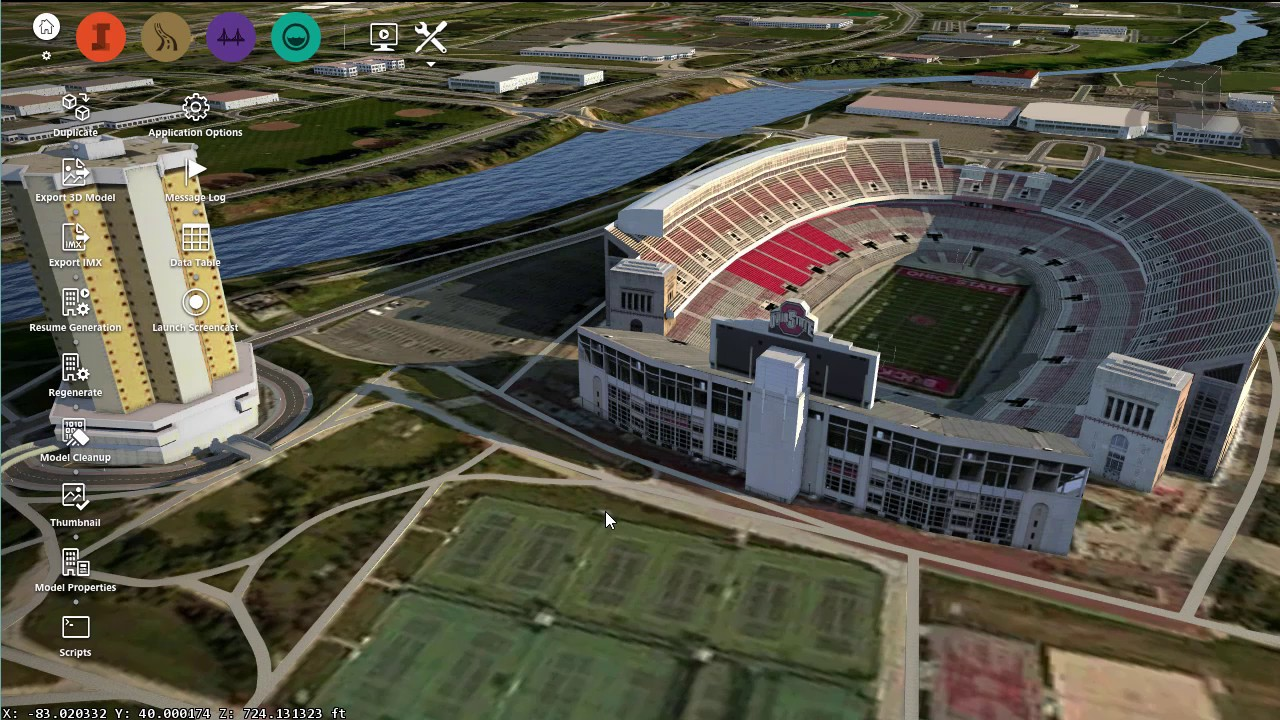 How to update (or create a new) thumbnail image in InfraWorks
