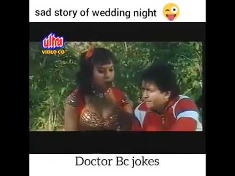 The Most Funn Epic Suhagrat Story Hindi You
