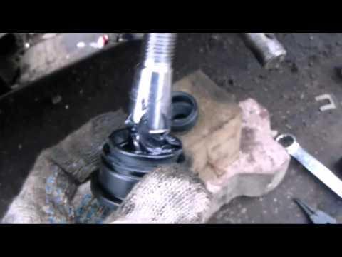 Nissan almera classik замена шаровых