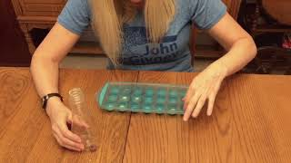 Controlled release: An important fine motor skill