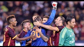 ROMA - REAL MADRID 7-6| AMICHEVOLE DI LUSSO!