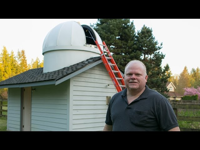 Observatory – An Astronomer's Window to the Stars – Sanctuary – S1E4
