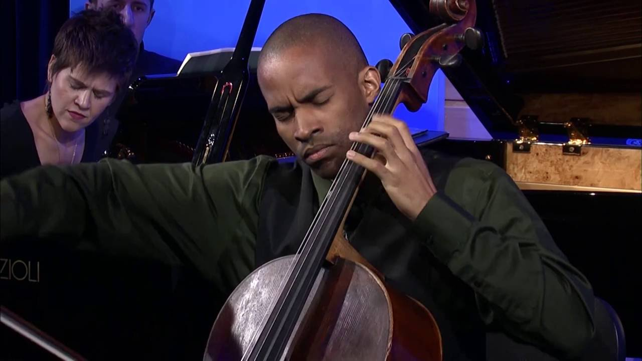 Khari Joyner & Chérie Roe play Beethoven's Sonata in C Major For Cello and Piano, op. 102, no.1
