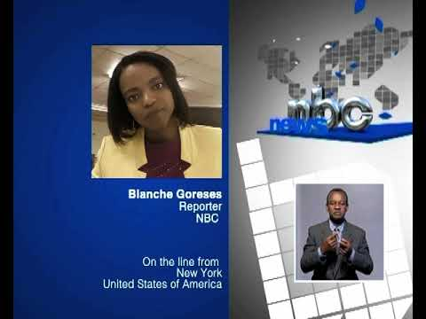 Interview on President Geingob's 12-day visit to the US-NBC