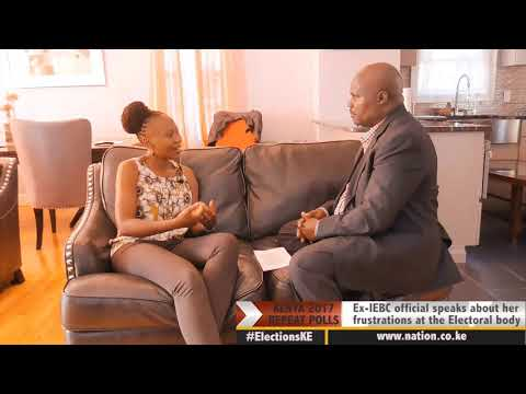 Ex-IEBC official Dr Roselyn Akombe in One-on-One with Sunday Nation thumbnail