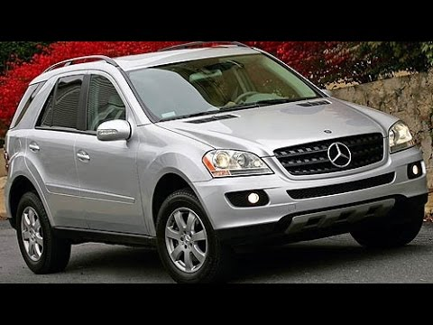 2008 mercedes benz m class ml350 start up and review 3 5 l v6 youtube. Black Bedroom Furniture Sets. Home Design Ideas