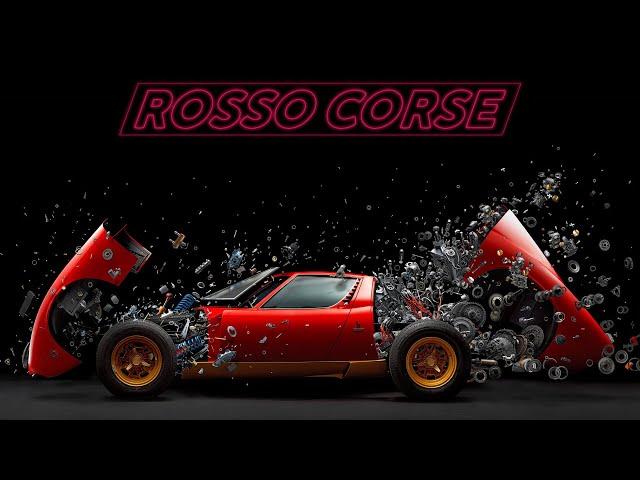 Rosso Corse – LA SETTIMANA