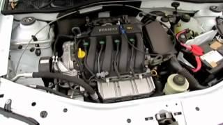 видео Двигатель Ларгус: характеристики, неисправности и тюнинг