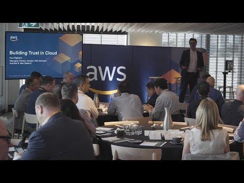 AWS ANZ Security Forum Sydney November 2018 Highlights Reel
