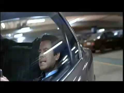 Car Chase Scene from Tomorrow Never Dies