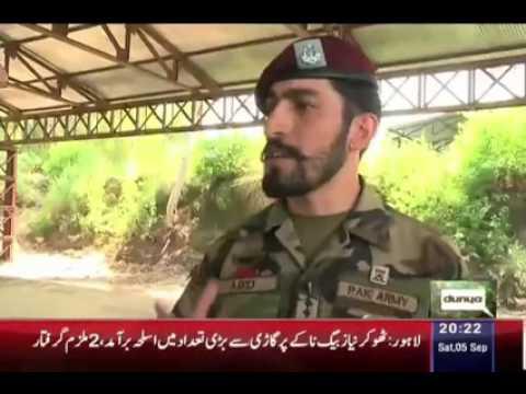 Pakistan SSG Zarar unit