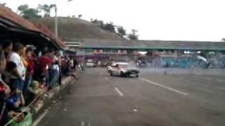 TCZR tauco tjiandzoer fiesta 2011 - DRIFTING & SLALOM CONTEST @ CIANJUR PART 9