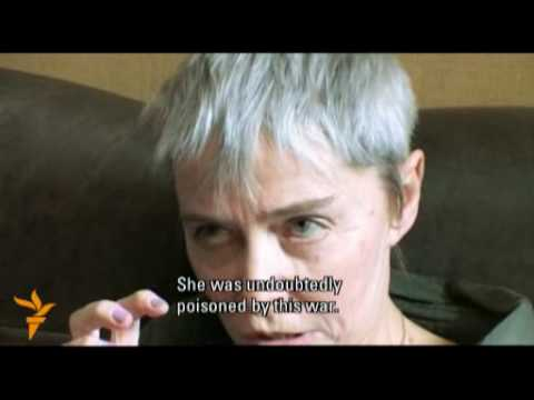 Russia. Chechnya. Anna Politkovskaya.