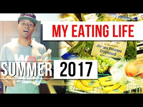 Eating, Nutrition & Food: Summer 2017 Update   Dre Baldwin