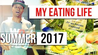Eating, nutrition & food: summer 2017 update | dre baldwin