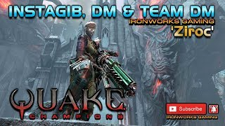Quake Champions and a few games of PUBG!! Late Night Session! (Part 1)