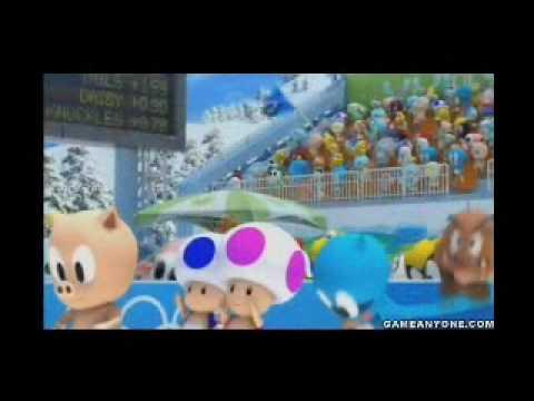 Sonic Speed Racer Trailer.wmv