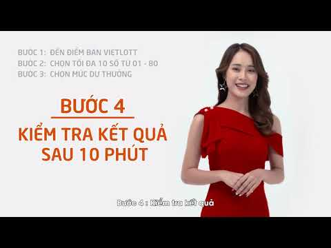 Cách chơi Keno Vietlott Việt Nam, cơ cấu giải thưởng Keno #KenoVietlott #KenoVietnam #CachchoiKeno