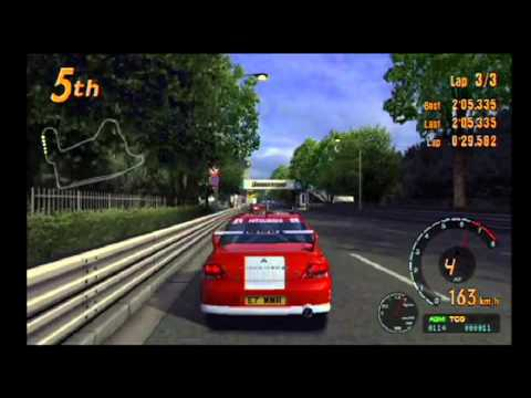 Gran Turismo Concept 2002 Tokyo-Seoul [Sony PlayStation2]