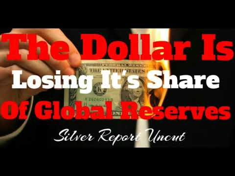 The Dollar Is Losing It's Share Of Global Reserves IMF New Report - Economic Collapse News