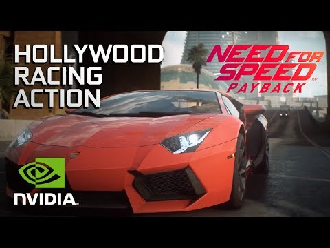 Need For Speed Payback - Action Driving Adrenaline in 4K