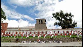 MORENADA MIS HIJOS, TRISTE FINAL 2019 (HD) - Banda Instrumental Mi Peru de Puno