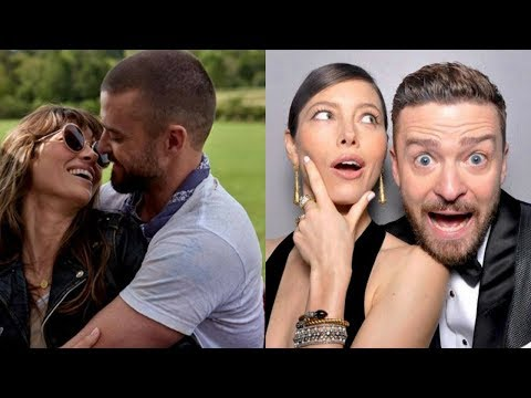 23 Unseen And Cute Pics Of Justin Timberlake And Jessica Biel